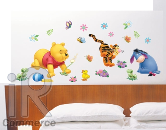kinderzimmer bilder motive winnie pooh die neuesten innenarchitekturideen. Black Bedroom Furniture Sets. Home Design Ideas