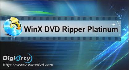 : WinX DVD-Ripper Platinum 7.5.17 Multilanguage