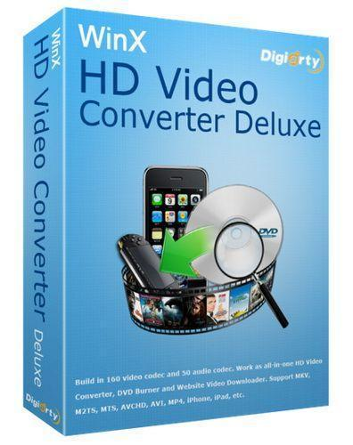 : WinX HD-Video Converter Deluxe v5.9.5.261 Multilanguage
