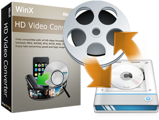 WinX HD Video Converter Deluxe v5.11.0.291 Build 13.11.2017