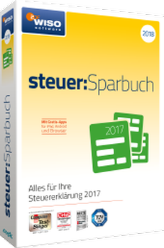 Wiso Steuer Sparbuch 2018 v25.01 Build 1436