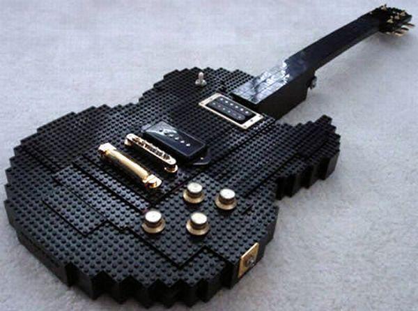 Najdziwniejsze gitary 18