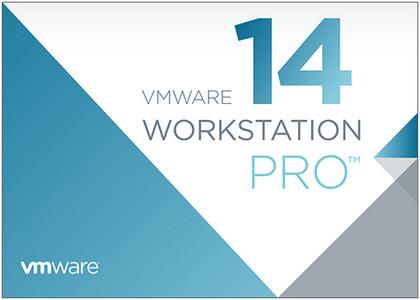 VMware Workstation Pro v14.1.1 Build 7528167