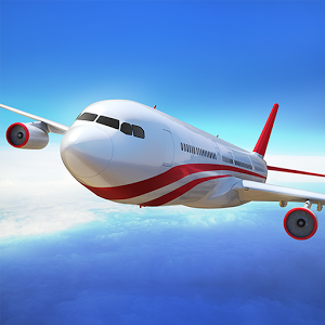 [Android] Flight Pilot Simulator 3D (Mod Money) v1.1.1 apk