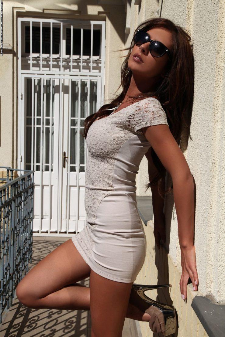 Obcisłe sukienki #4 13