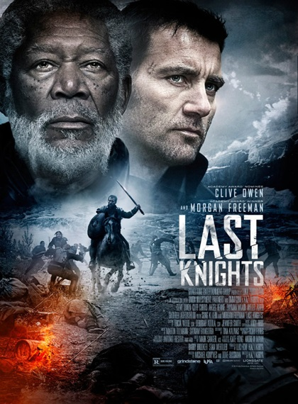 Son Şövalyeler – Last Knights 2015 BRRip XviD Türkçe Dublaj – Tek Link