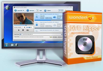 WonderFox DVD Ripper Pro v8.6