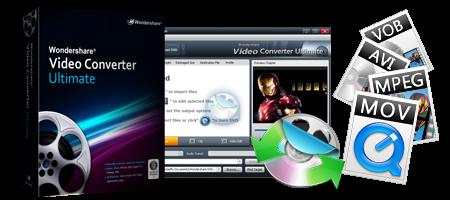 : Wondershare  Video Converter Ultimate 10.2.1.158 Multilanguage inkl.German