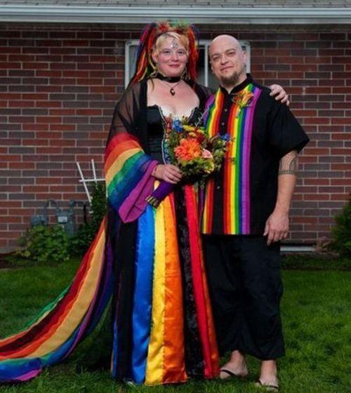 Najdziwniejsze śluby #2 4