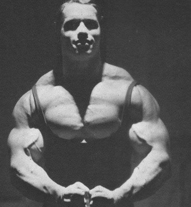 Unikalne zdjęcia - Arnold Schwarzenegger 9