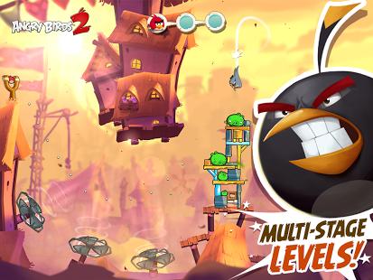 [Android] Angry Birds 2 (Mod / Energía / Desbloquear) v2.0.1 .apk .zip