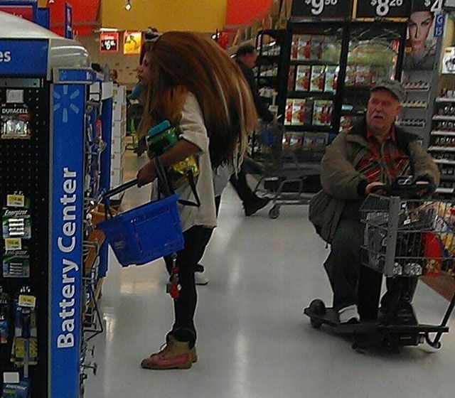Tymczasem w Wallmart 15