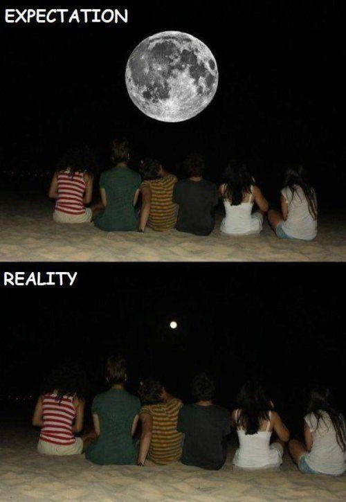 Oczekiwania kontra rzeczywistość #2 11