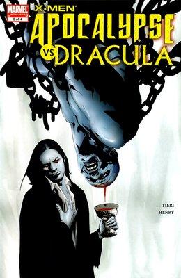 X-Men: Apocalypse vs. Dracula N.(3di4) (2006)