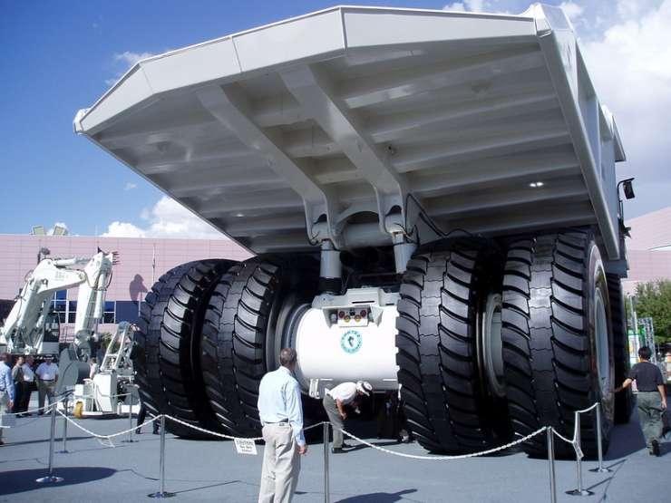 Największe ciężarówki świata 7