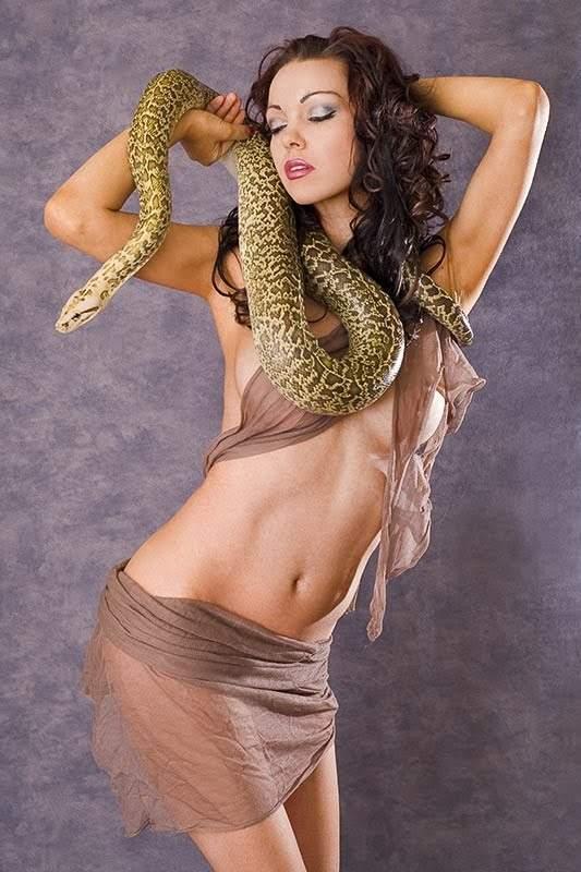Laski z wężami 6