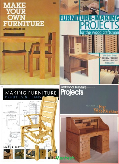 ul make your own furniture furniture making projects and plans. Black Bedroom Furniture Sets. Home Design Ideas