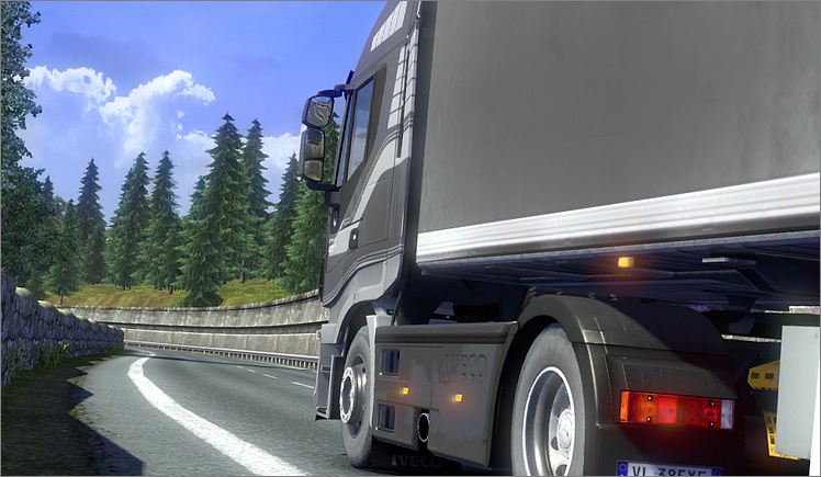 [ETS2] Mega - Iveco Update -  6×2 and 6×4 Chassis Xd23uin