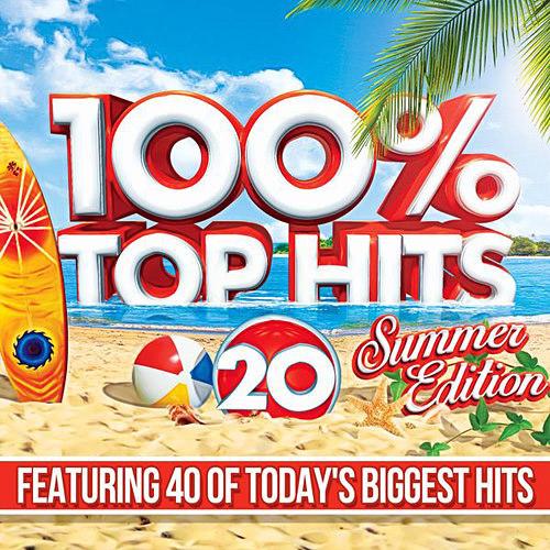 100% Top 40 Summer Hits 2018 (2018)