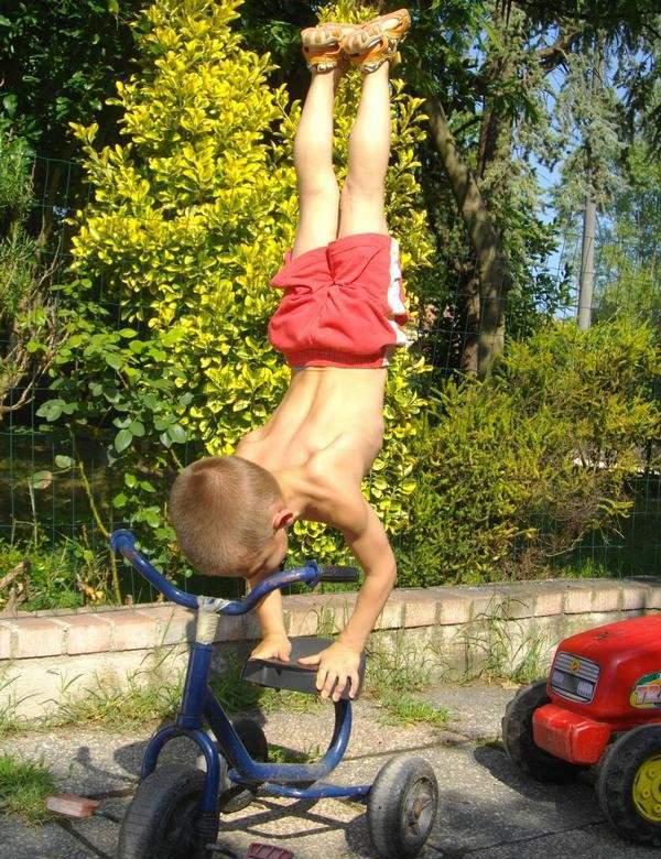 Giuliano Stroe - 5 letni kulturysta ?!? 3