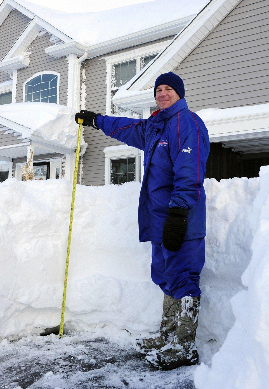 Śnieżyce w USA 19