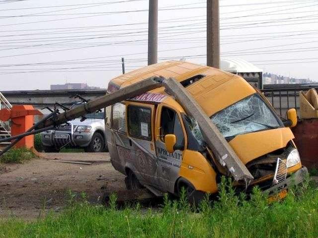 Wypadki samochodowe #2 21