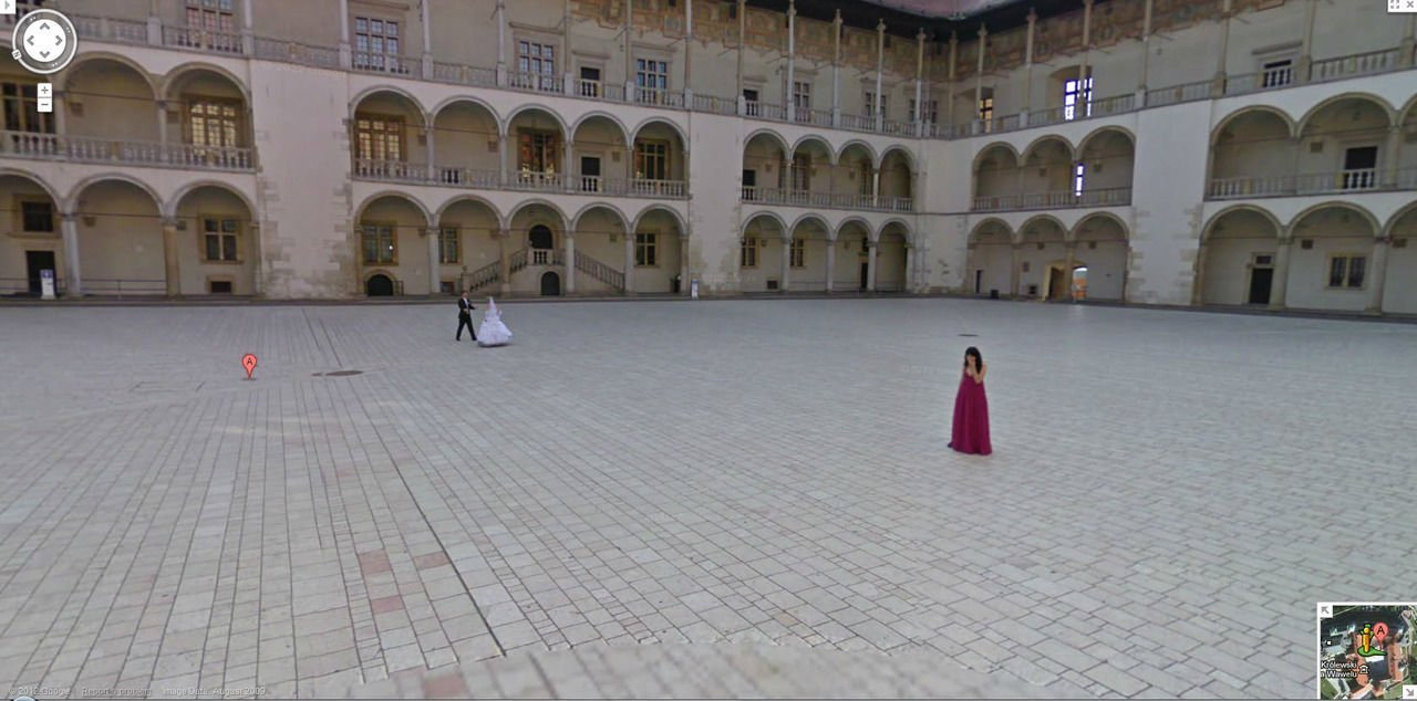 Nietypowe sceny z Google Street View #3 14