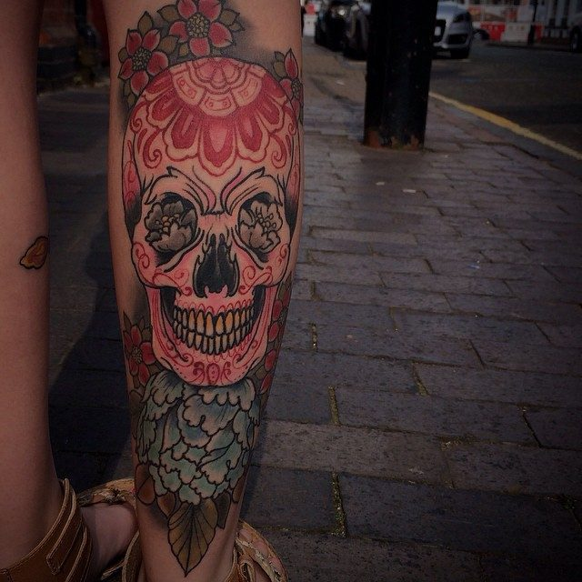 Nietypowe tatuaże #5 11