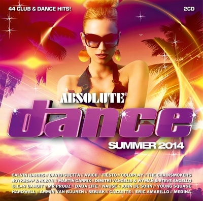 VA - Absolute Dance Summer 2014 [2CD] (2014) .mp3 - V0