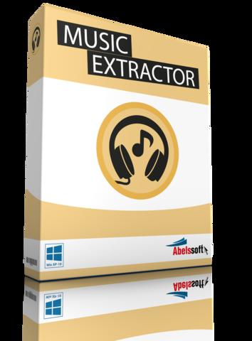 : Abelssoft MusicExtractor 2017 v3.0