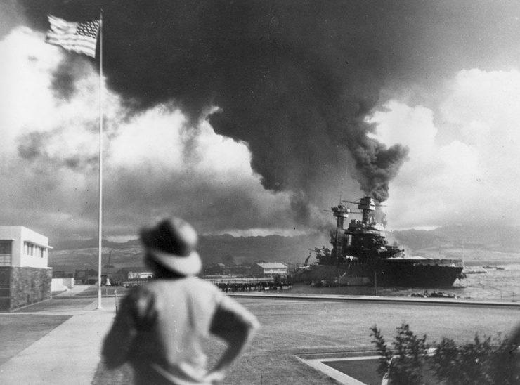 Atak na Pearl Harbor. 11