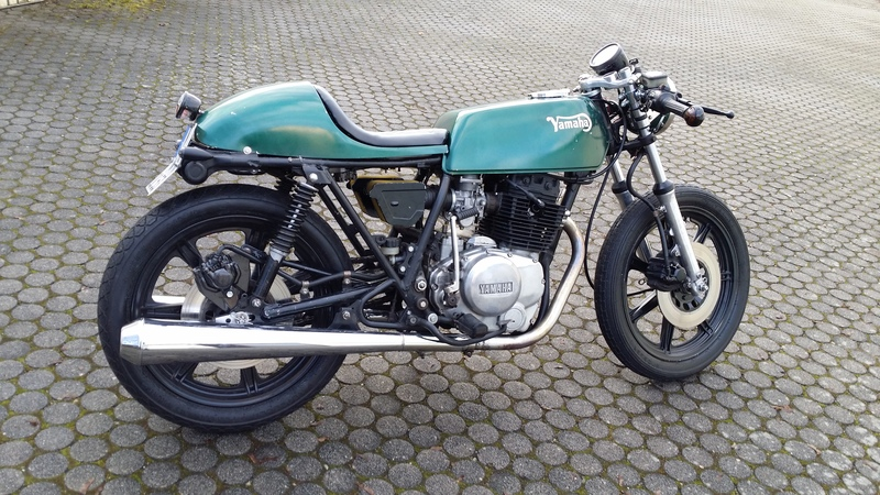 yamaha xs400 british coffee time seite 6 caferacer. Black Bedroom Furniture Sets. Home Design Ideas