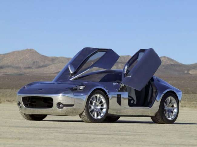 Ford Shelby GR1 Concept 18