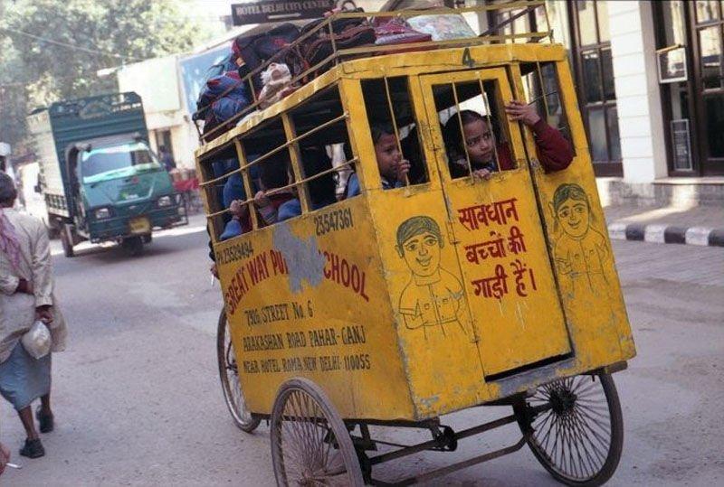 Indyjskie slumsy 3