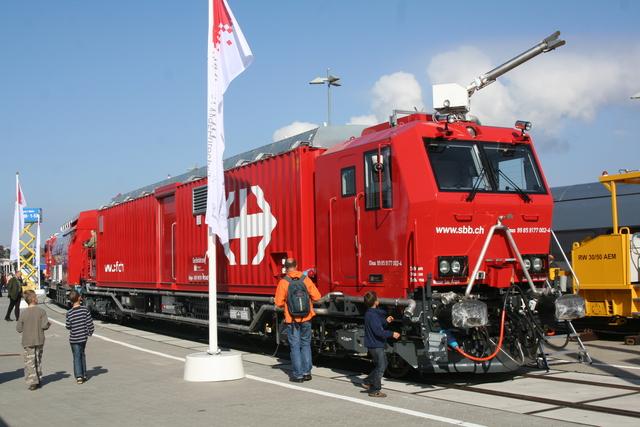 XTmas 99 85 9177 002-4 Innotrans 2008