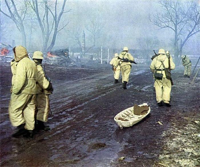 II wojna światowa w kolorze #3 25
