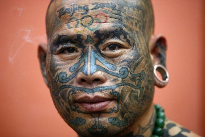 Hardcorowe tatuaże 27