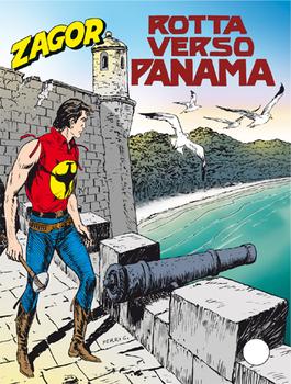 Zagor N.559 – Rotta verso Panama