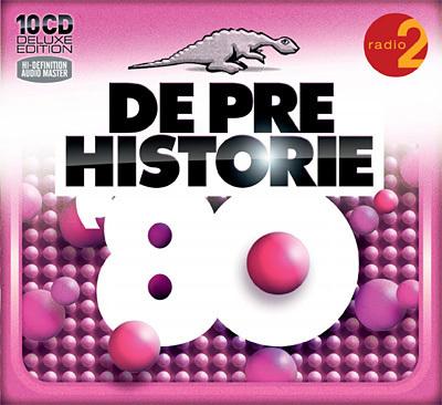 De Pre - Historie 80 (Radio 2) [10CD] (2012) .mp3 - 320kbps