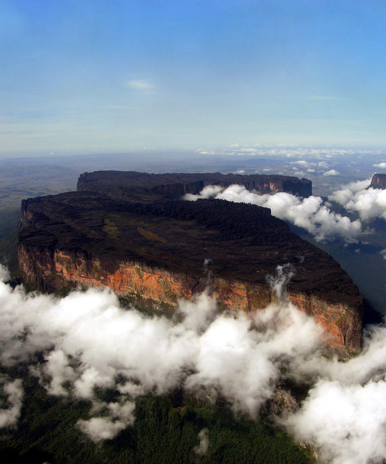Roraima - najwyższa góra tepui 15