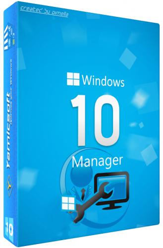 Windows 10 Manager 2.3.0 Multilanguage inkl.German