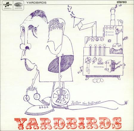 Yardbirds (Jeff Beck) - Roger The Engineer (1966)