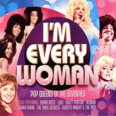 VA - I'm Every Woman [3CD] (2014) .mp3 - 320kbps