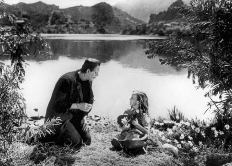 Za kulisami filmów: Frankenstein 16