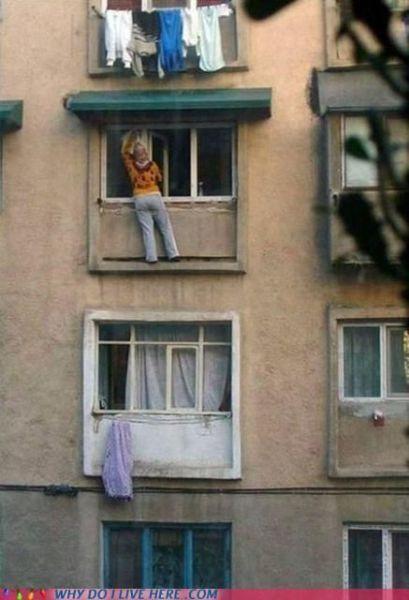Szaleni sąsiedzi 9