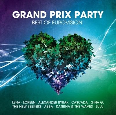 VA - Grand Prix Party (Best Of Eurovision) [2CD] (2014) .mp3 - V0