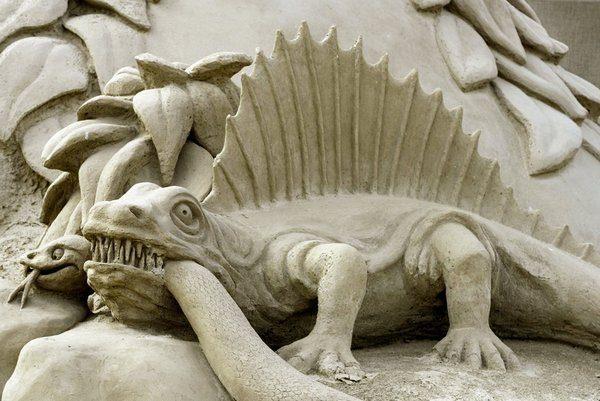 Rzeźby z piasku #3 50