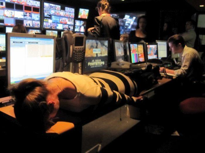 Planking - zabawa w leżenie 23