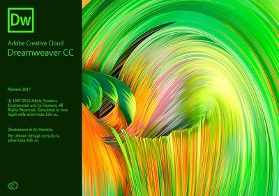Adobe Dreamweaver CC 2017 Build 9314 Multi - ITA