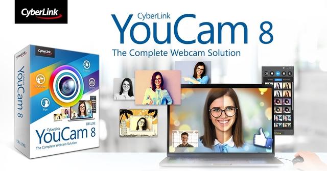 download CyberLink YouCam Deluxe v8.0.0925.0